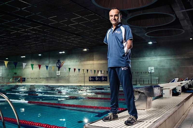Ricardo Ten, un nadador de oro rumbo a Río