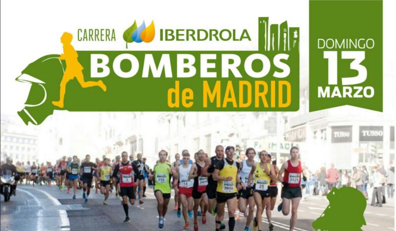 ¡No te pierdas los 10 km de la Carrera Iberdrola Bomberos de Madrid!