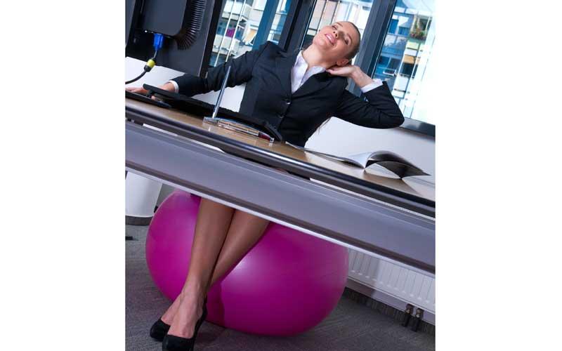 200 consejos Sport Life: para entrenar en la oficina
