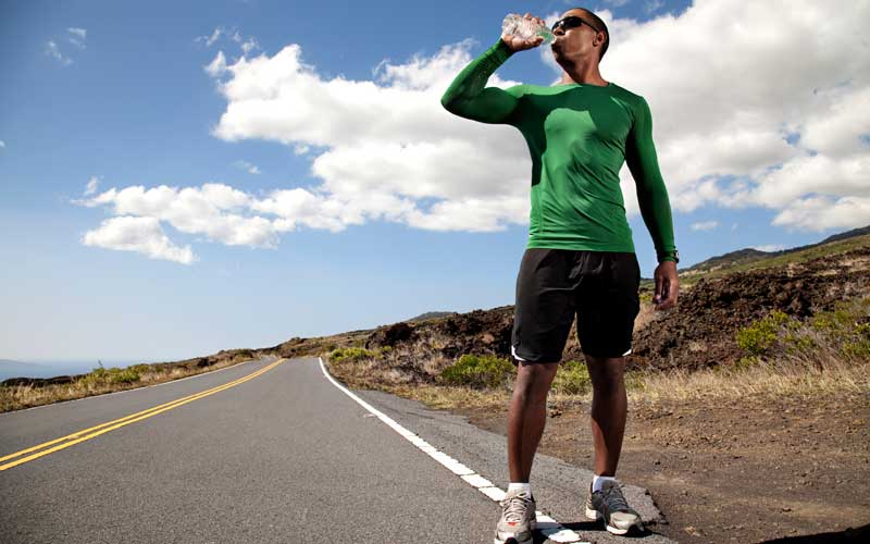 200 consejos Sport Life: hidratación