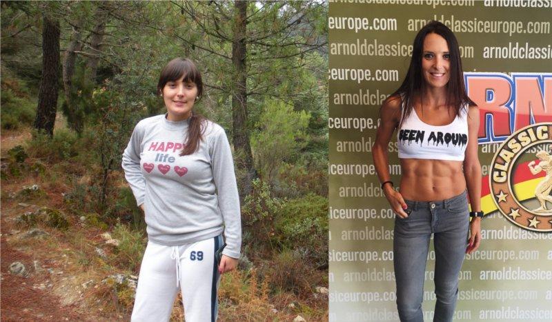 Club pérdida de peso 2015: Ana Belén Enríquez
