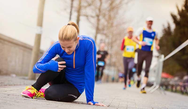 Lesiones deportivas: fracturas óseas