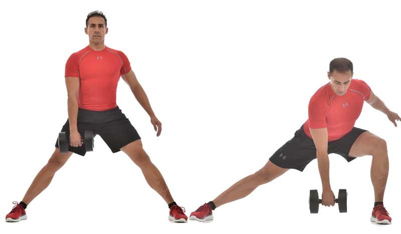 Circuitos funcionales home: fuerza y movilidad dinámica