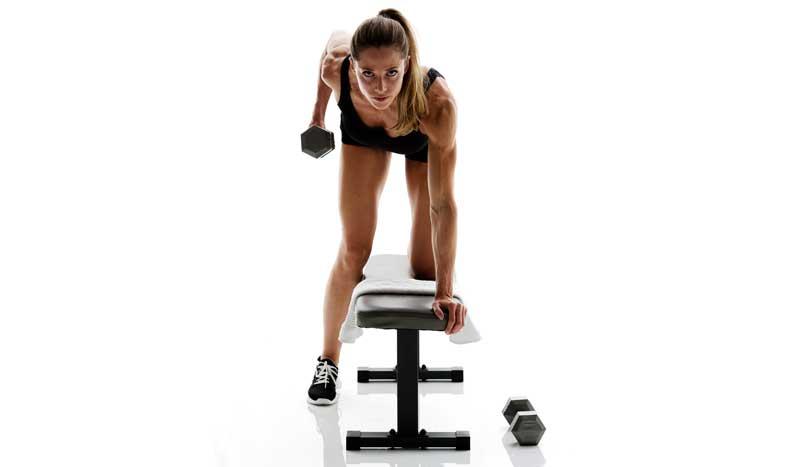 Entrenamiento unilateral: ejercicios por mitades para progresar el doble