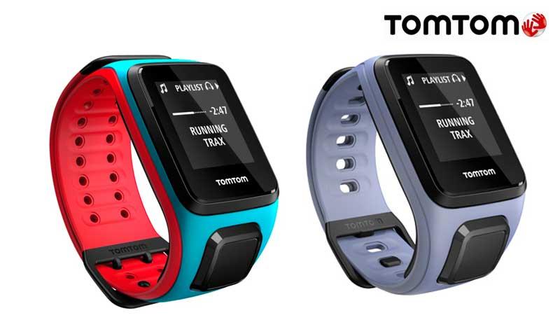 El vigilante deportivo 24 horas: ¡TomTom Runner 2 y Spark se actualizan!