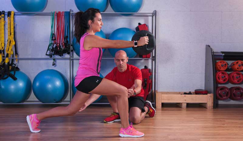 4 ejercicios funcionales para tu día a día con Irene Junquera