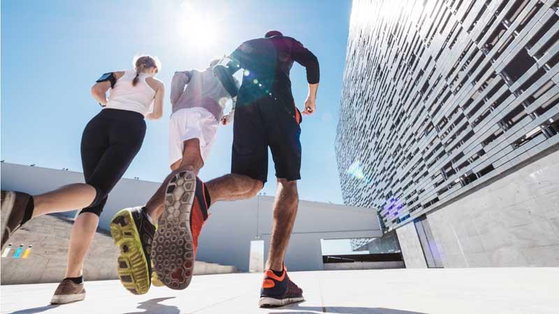¿Sin tiempo de correr? ¡Ideas exprés para corredores!