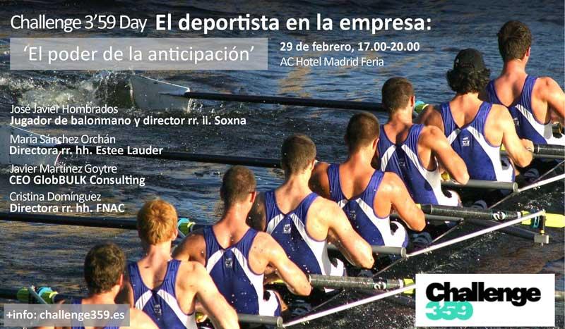 Challenge 3,59 day: una jornada de deporte y empresa