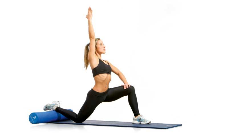 Cómo estirar correctamente los flexores de cadera