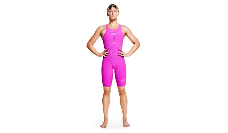 El bañador de Mireia Belmonte para los Juegos Olímpicos