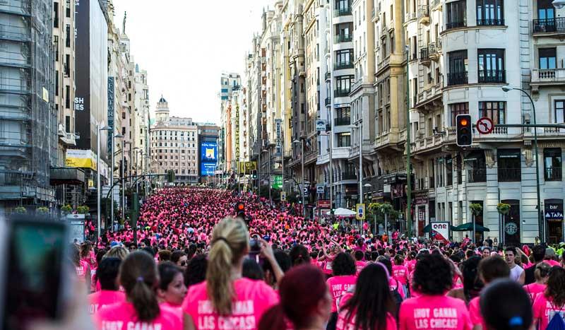 ¡Arranca la Carrera de la Mujer 2016!