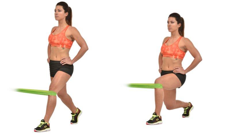 Ejercicios para fortalecer tus rodillas