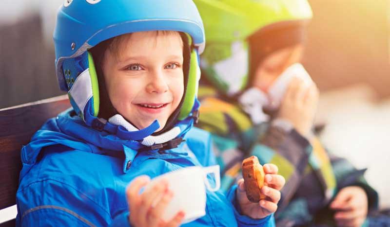 Tentempiés saludables para los más pequeños