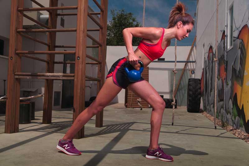 ¿Qué tipo de ejercicios de fuerza debo hacer?
