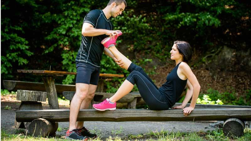Lesiones deportivas: calambres