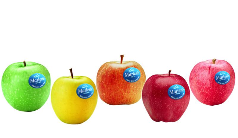Las propiedades que esconden los colores de las manzanas