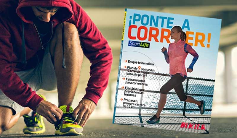 Ponte a correr... ¡¡Ya!! Con el número 204 de Sport Life