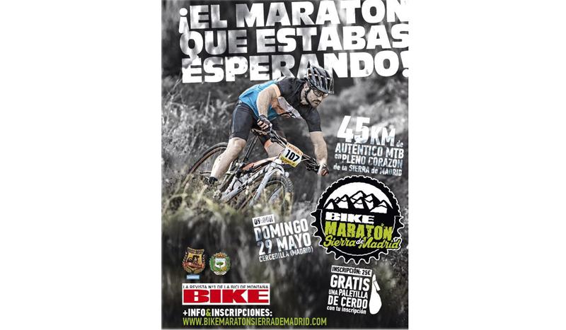 """Una marcha mountain bike """"Pata Negra"""" en la Sierra de Madrid"""