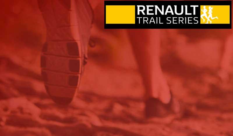 Renault Trail Series: ¡Da el salto a las carreras de montaña!