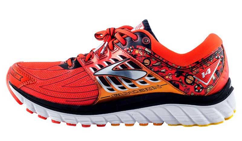 Brooks lanza la zapatilla del Maratón de Valencia