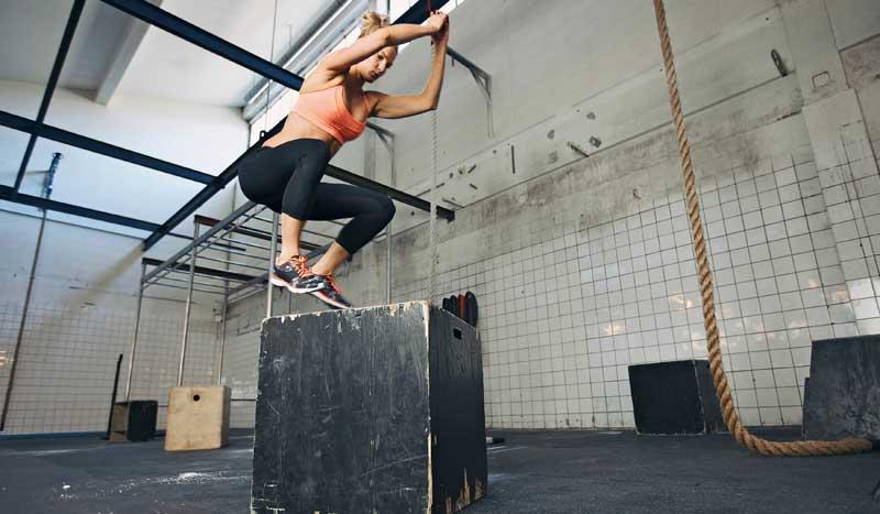 Entrenamiento de la fuerza para mejorar tu condición física