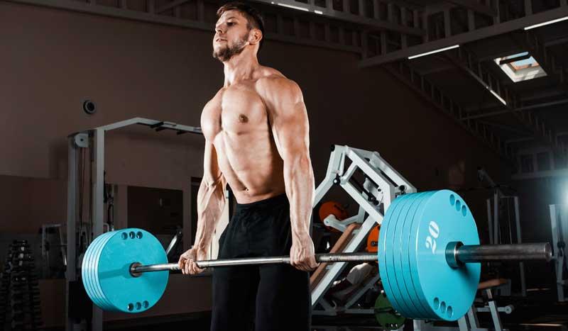 Entrenamiento de la fuerza para ganar fuerza máxima y músculo