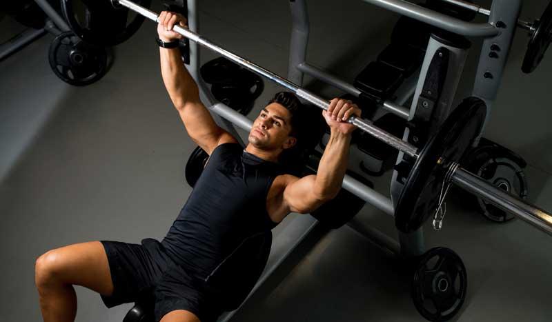 Entrenamiento de la fuerza para el crecimiento muscular