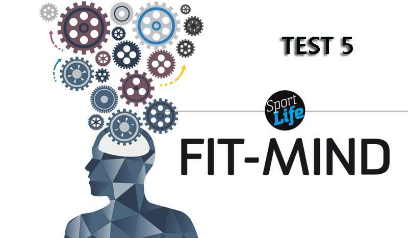 Fit-Mind: quinto test