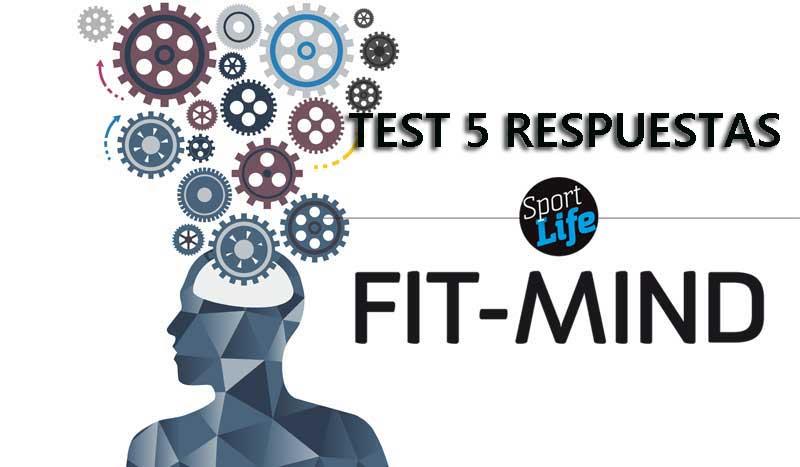 Fit-Mind: respuestas quinto test