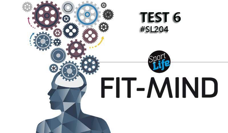 Fit-Mind: sexto test