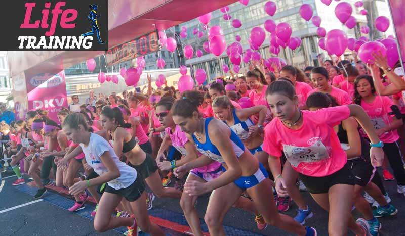 ¿Preparada para la Carrera de la Mujer? ¡Tenemos un plan de entrenamiento para ti por solo 8 euros!