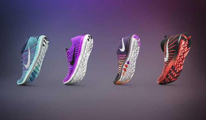La nueva generación Free de Nike