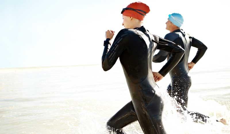 Nadar bien acompañado