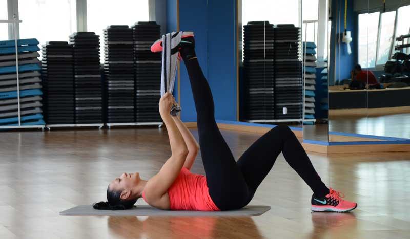 Estira tus isquiotibiales: el ejercicio antilesiones