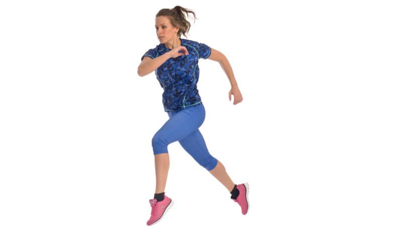 Llega la nueva línea de ropa fitness de Boomerang