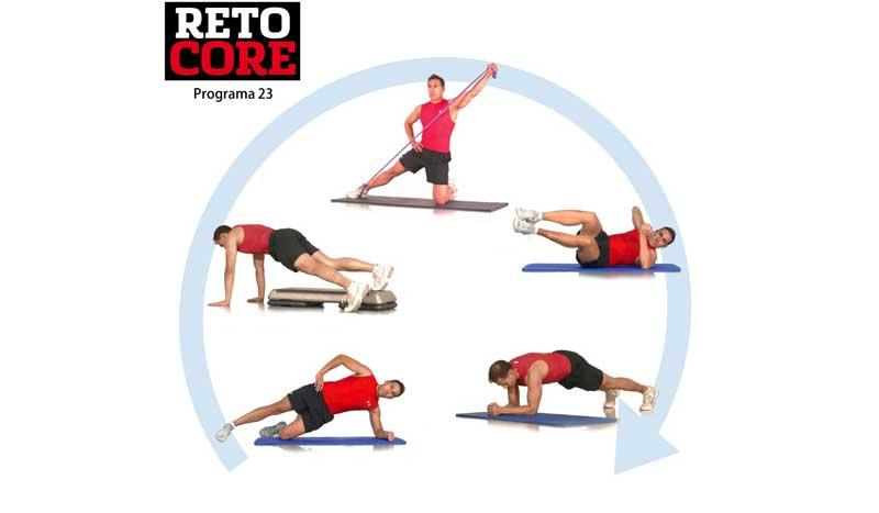 Reto Core programa 23