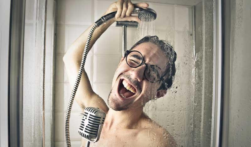 ¿Es malo ducharse mucho?