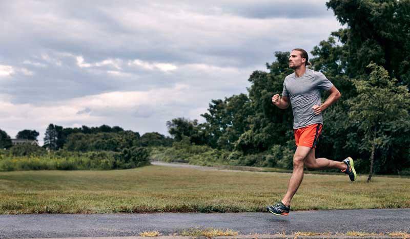 cuantos kilos se pueden perder en un mes corriendo
