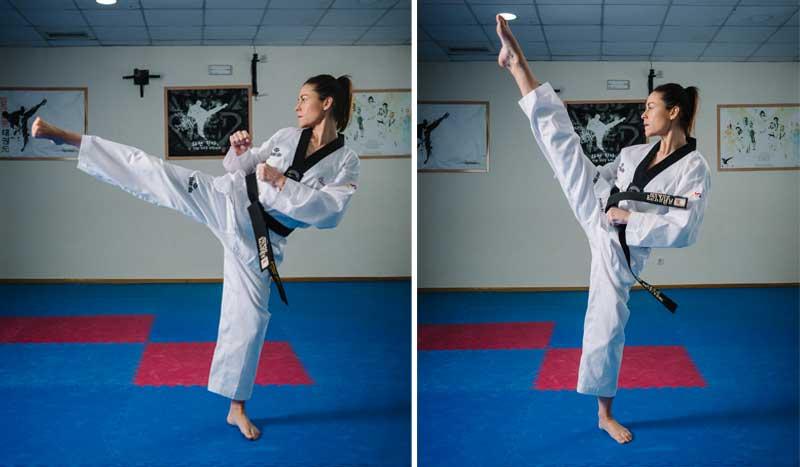 los mejores combates de taekwondo del mundo