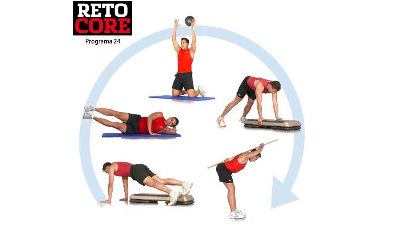 Reto Core programa 24
