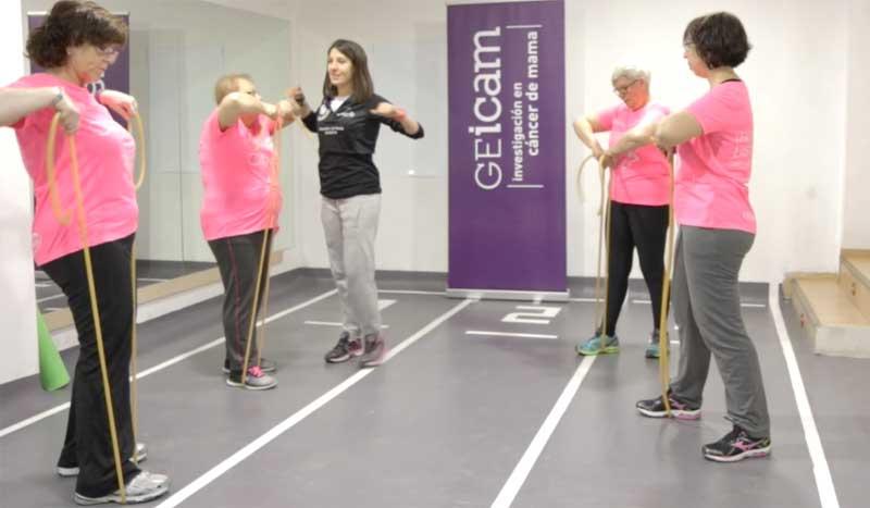 Sport Life y la Carrera de la Mujer colaboran con el proyecto EFIK del Grupo GEICAM de Investigación en Cáncer de Mama