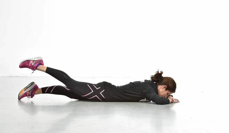 Trabaja tu glúteo para equilibrar tu cuerpo