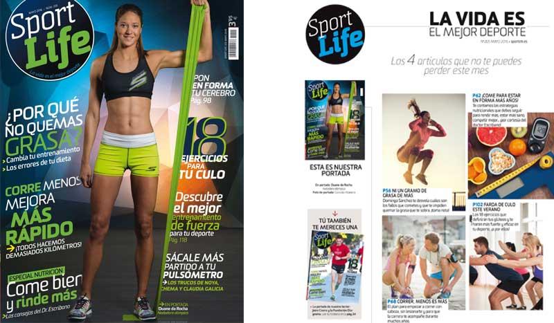 Sumario Sport Life 205 mayo 2016