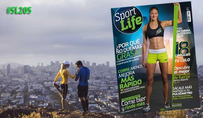 ¡Sport Life mayo 205 ya en los quioscos!