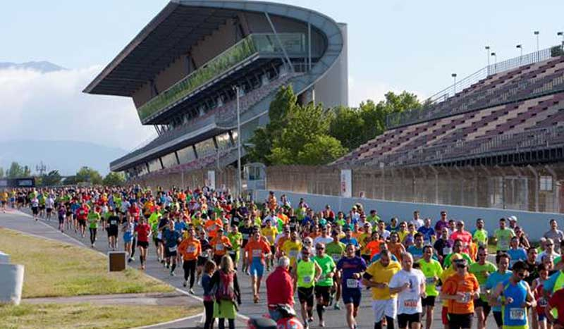 Corre por la Esclerosis Múltiple en Montmeló
