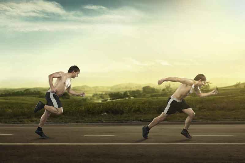 ¿Qué pasa con nuestro cuerpo cuando empezamos a correr?