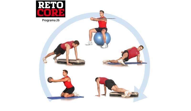 Reto Core programa 26