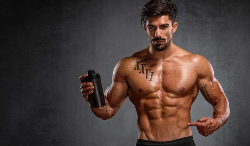 ¿Para crear músculo hay que comer muchas proteínas?