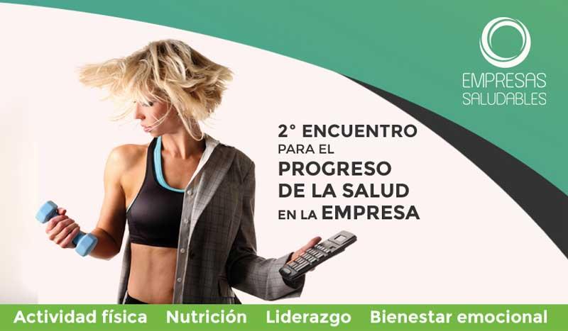 ¡Últimas plazas para apuntarte al II Encuentro para el Progreso de la Salud en la Empresa!