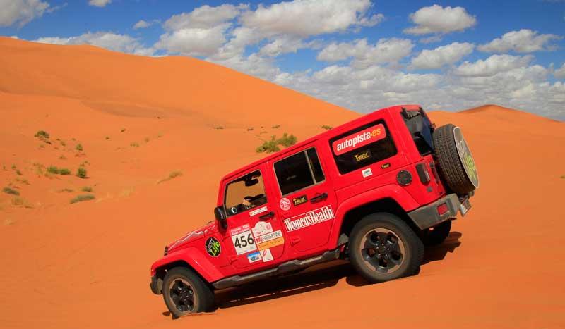 ¡Vuelve la aventura! ¡Vuelve el Rally femenino Roses des Sables!